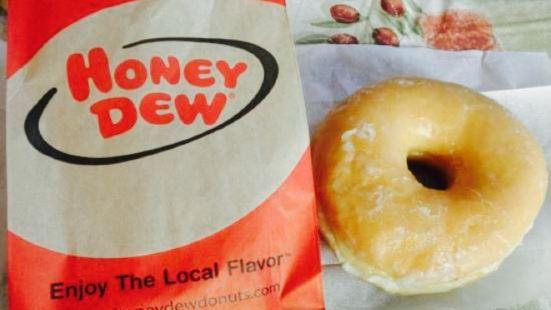 Honey Dew Donuts Hyannis