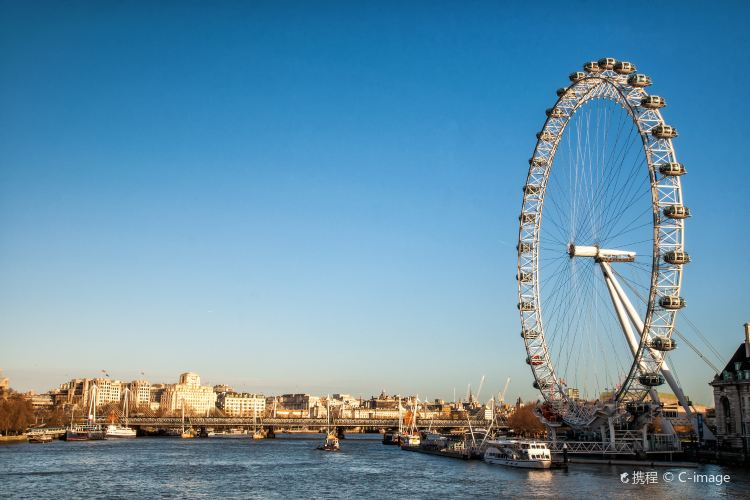 London Eye River Cruise1