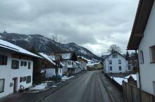 难忘的阿尔卑斯山中小镇