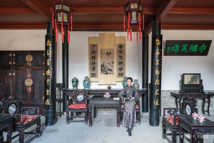 Liuqingxia Former Residence Memorial Hall4