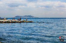 王子岛海边漫步