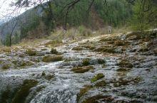 珍珠滩瀑布·九寨沟