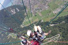 因特拉肯挑战滑翔伞