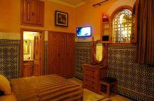 #神奇的酒店 千年古城百年建筑,传统摩洛哥特色酒店Riad
