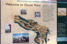 优胜美地国家公园之冰川顶