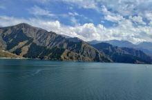与瑶池亲密接触,新疆天山天池