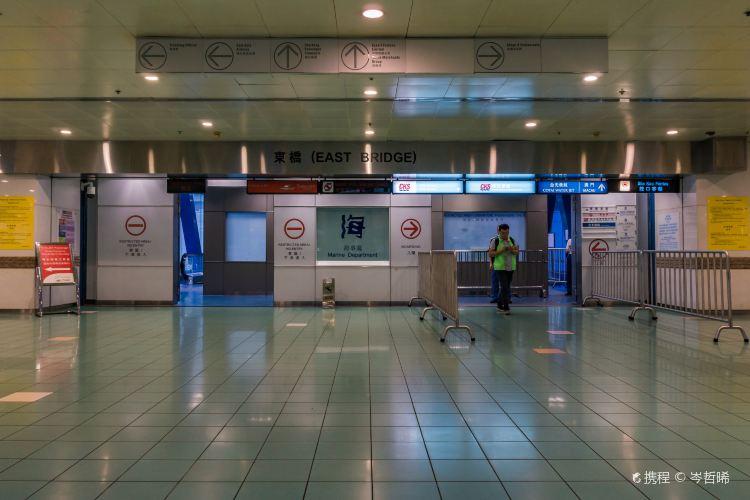 Hong Kong Macau Ferry Terminal3