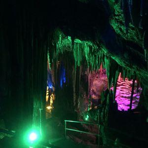 飞水洞旅游景点攻略图