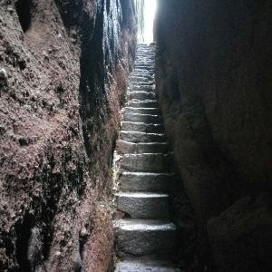 武夷山森林公园旅游景点攻略图