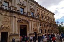 西班牙阿尔罕布拉宫