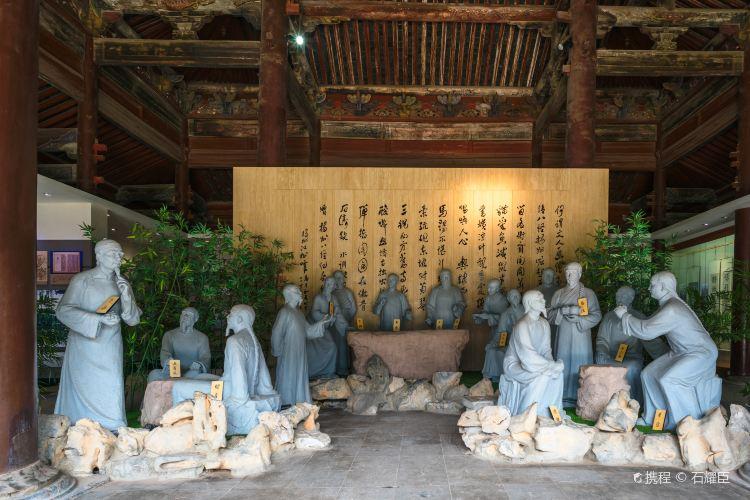 Yangzhou Baguai Memorial Hall3