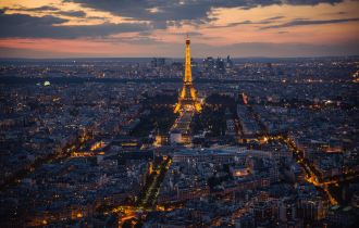 巴黎初访必去