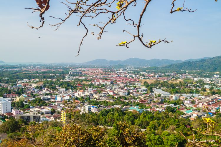 Khao Rang Hill View Point3