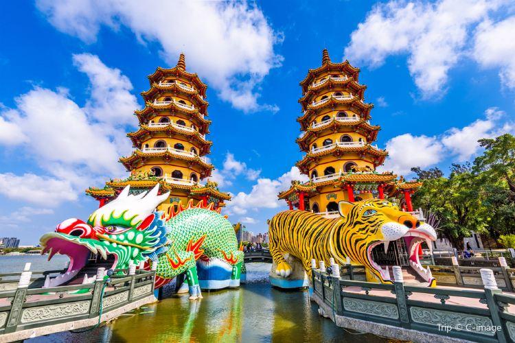 Dragon and Tiger Pagodas4