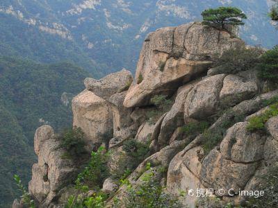 Yunmeng Scenic Area, Yimeng Mountain