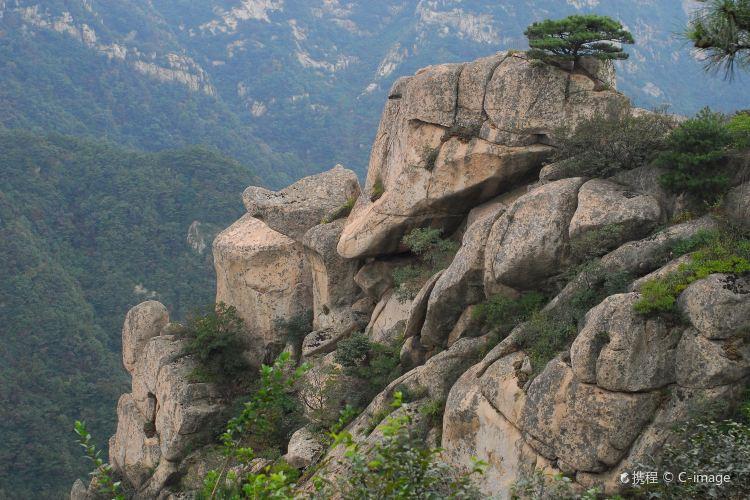 Yunmeng Scenic Area, Yimeng Mountain1