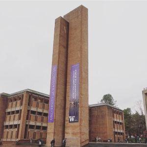 大学区旅游景点攻略图