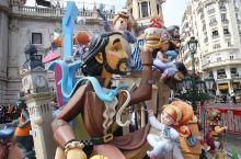"""西班牙狂欢节系列 3月的瓦伦西亚,邀请你参加一场疯狂的法雅""""火祭""""!"""