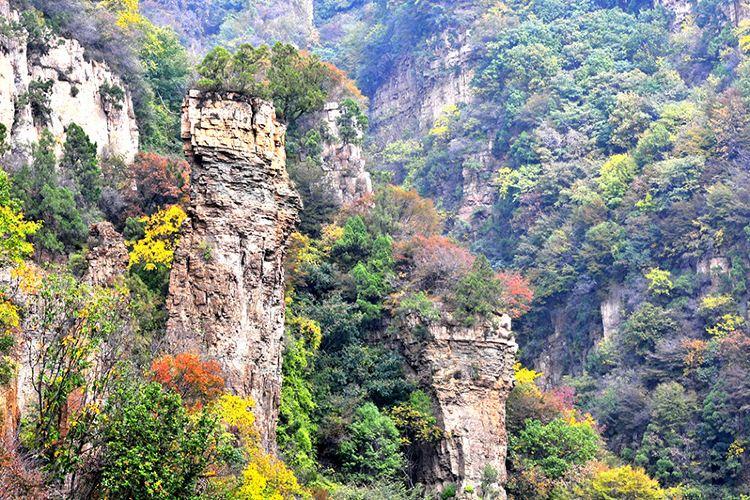 Xinglong Mountain Scenic Area4