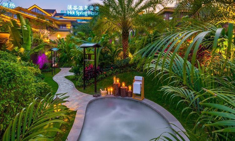 Country Garden Hot Spring Hotel Huizhou2