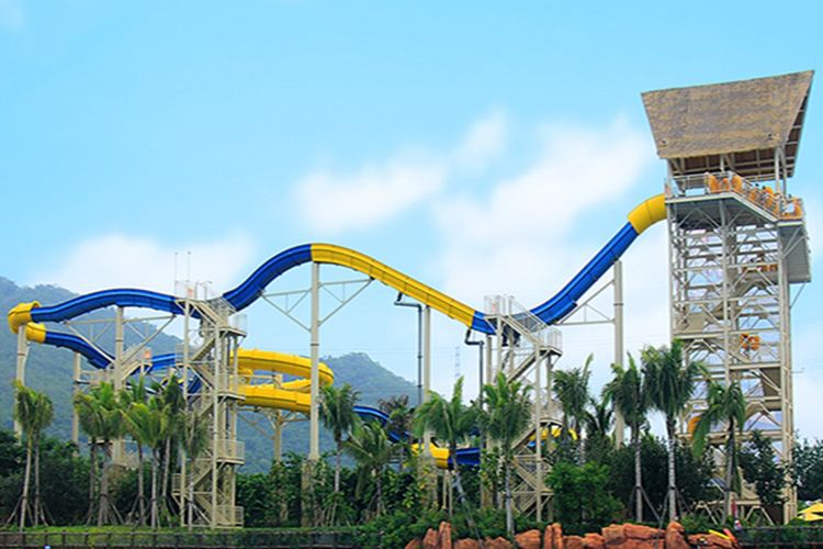 Sanyamenghuan Water Amusement Park4