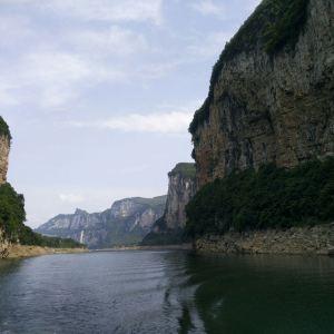 乌江源百里画廊旅游景点攻略图