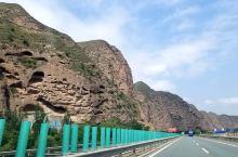 高速路上的风景(甘肃,天水--定西)