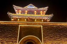 中国唯一方形古城