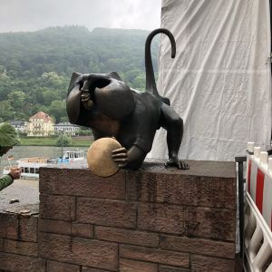 铜猴旅游景点攻略图