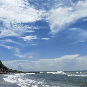 盐洲岛杨屋村海滩旅游景点攻略图