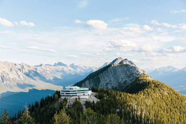 Banff Gondola2