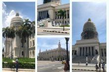 #激情一夏#水菱环球之旅の古巴🇨🇺国会大厦