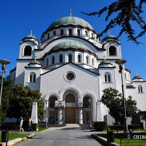 贝尔格莱德游记图文-巴尔干之旅六徜徉塞尔维亚贝尔格莱德尼什(图)