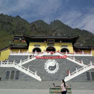 西王母祖庙旅游景点攻略图