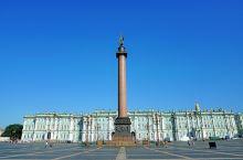圣彼得堡之冬宫参观攻略