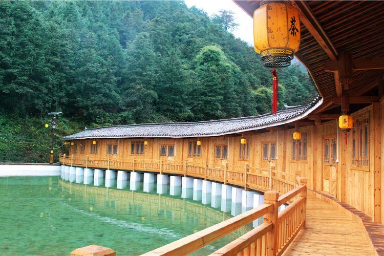 Xianren Mountain Sceneic Area3