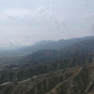 拜寺口双塔旅游景点攻略图