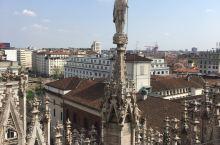 众神之地米兰大教堂