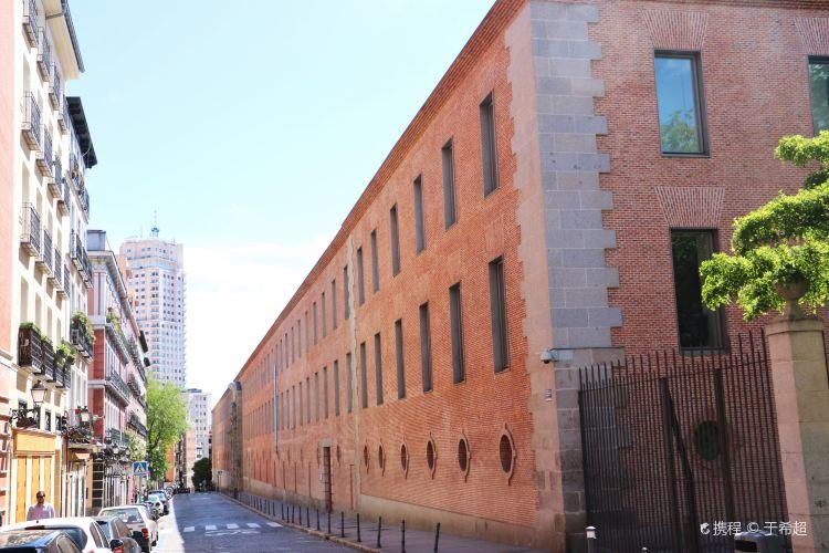 Cuartel del Conde Duque1