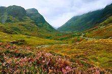 绝美的苏格兰高地风光