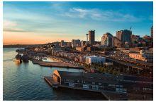 西雅图码头区