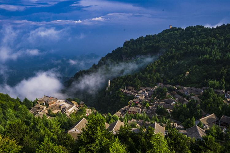 Baodu Village2