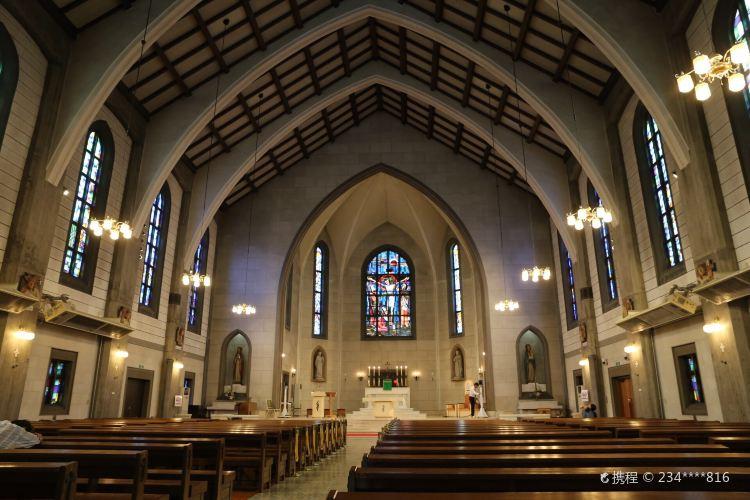 天主教布池教會1