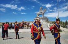 #瓜分10000元#邂逅蒙古国骑兵