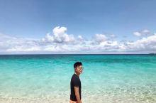 贝壳海滩的一抹蓝-沁人心脾