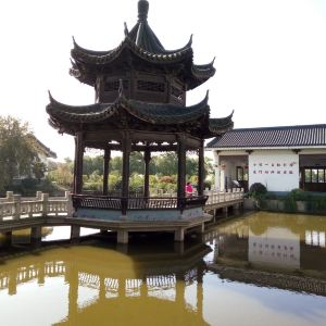 中华孝道园旅游景点攻略图