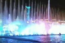 现场比较震撼的、亚洲之最的音乐喷泉