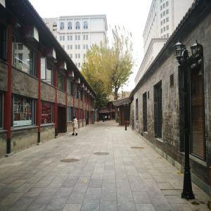 南新仓文化休闲街旅游景点攻略图