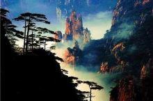 超美!安徽山岳景区邀您一起登山大赏!