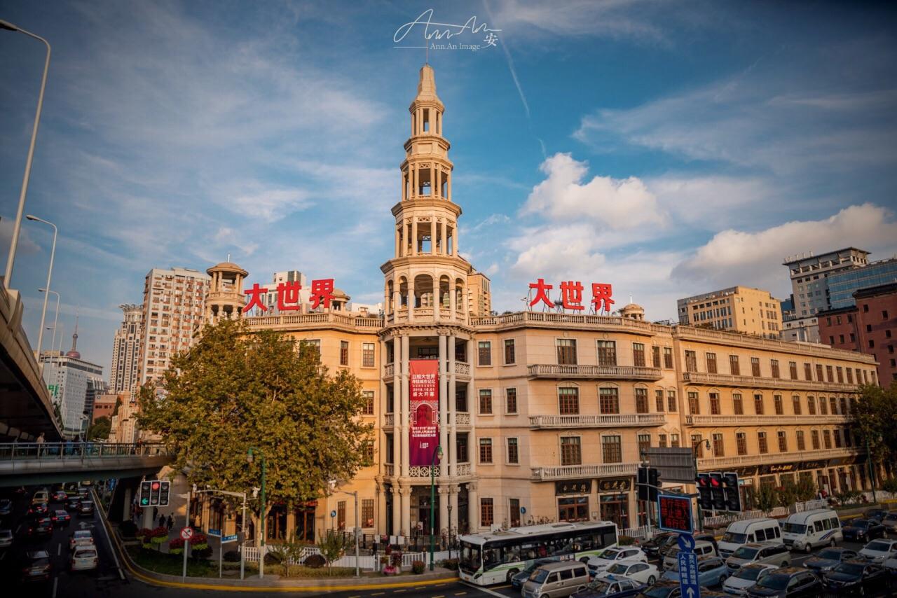 上海大世界门票_上海大世界攻略,上海大世界门票/游玩攻略/地址/图片/门票价格 ...